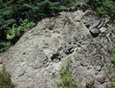 Newly discovered outcrop exposure of the Fleurant Formation at Nouvelle